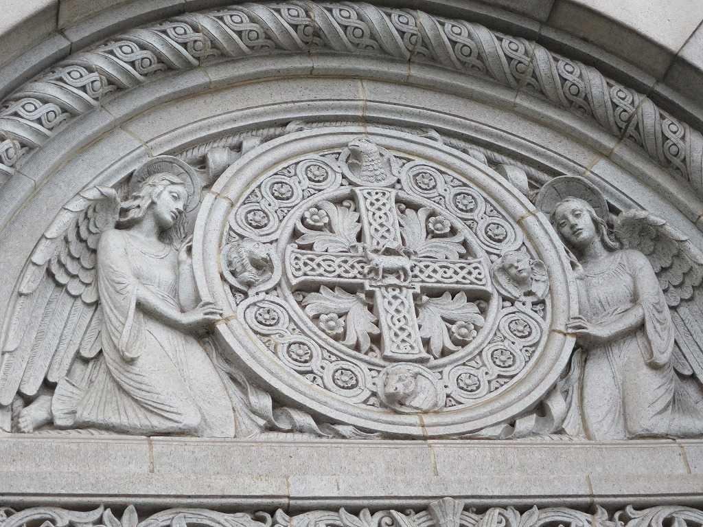 サンフランシスコ - 聖ブリジッド大聖堂(St. Brigid Church)