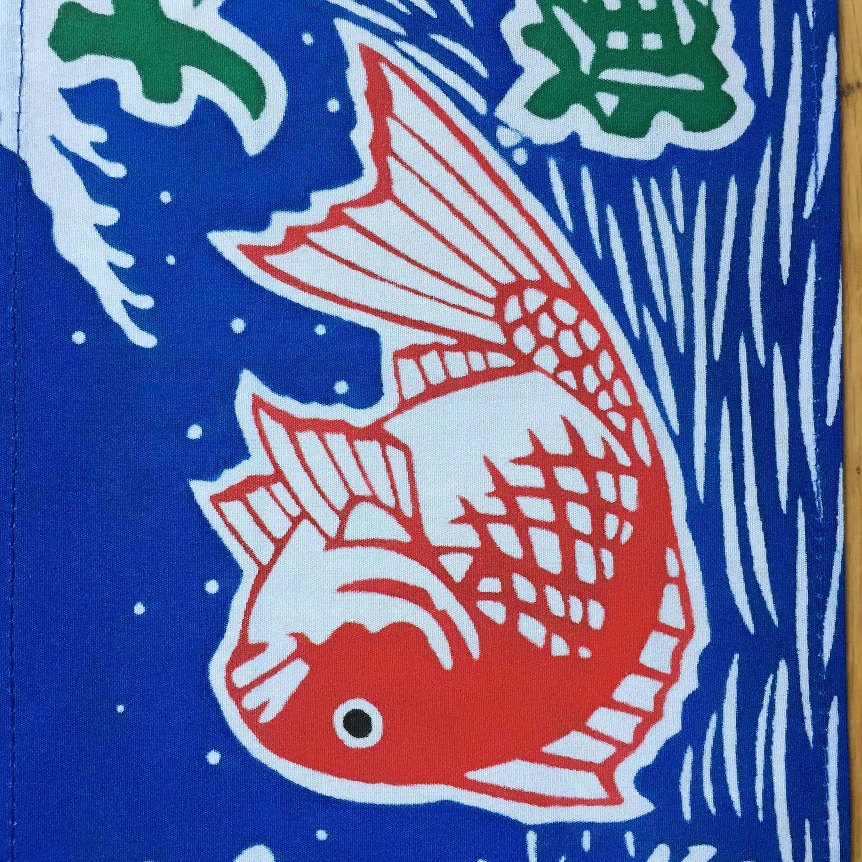 銚子市の鯛の大漁旗