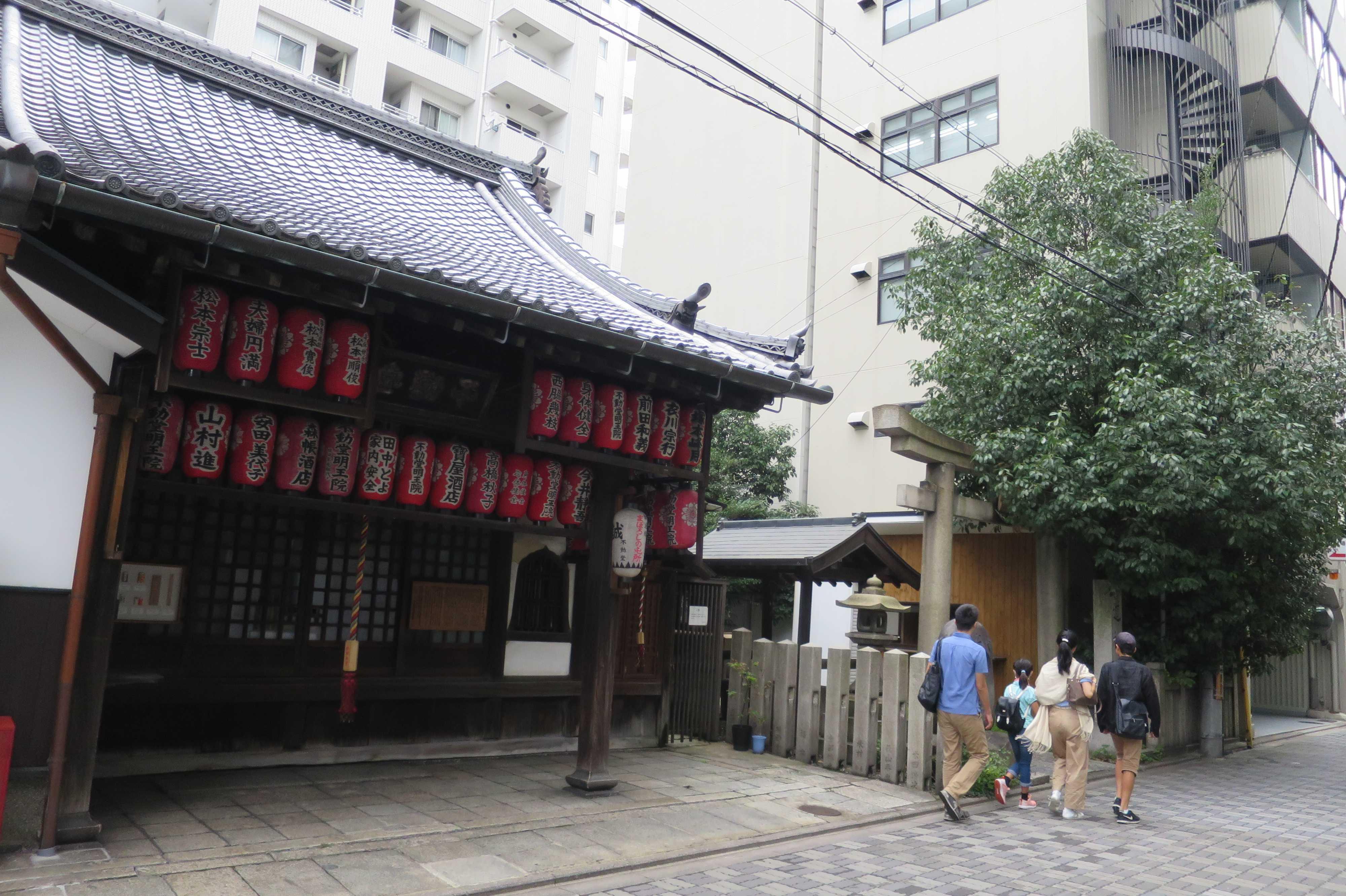 京都 - 不動堂明王院