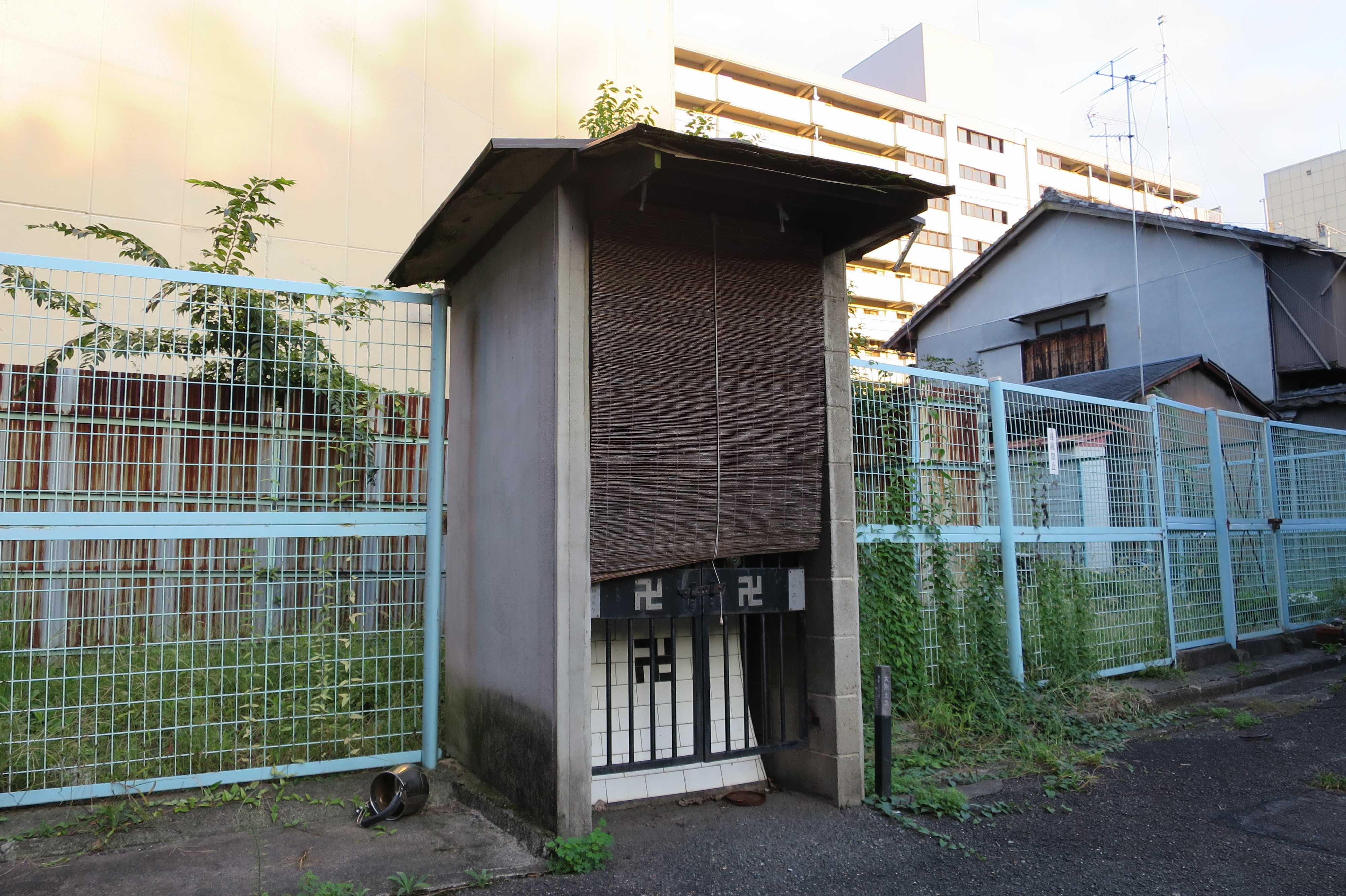 京都・崇仁地区 - お地蔵さん