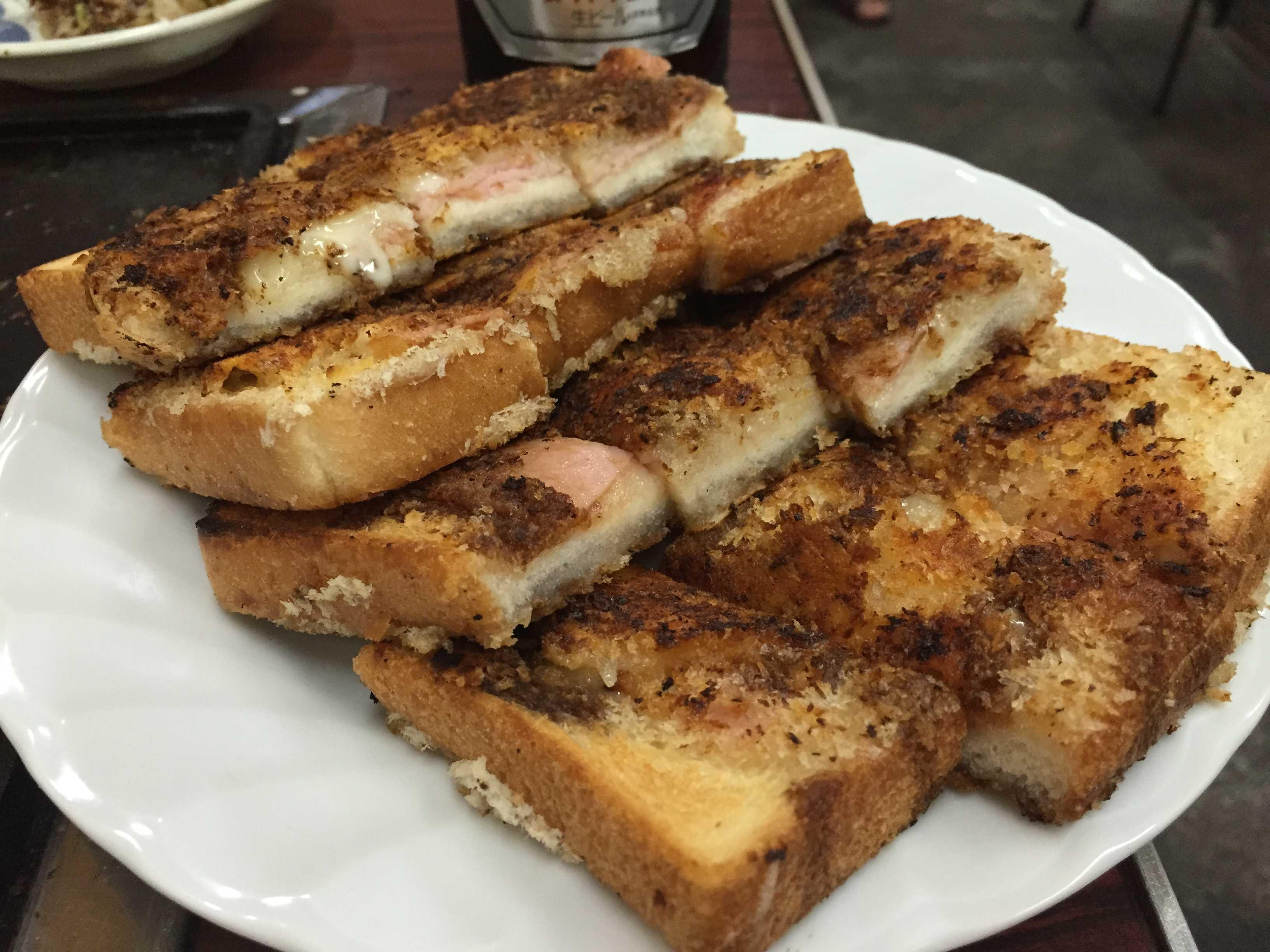 ハムチーズパンカツ 600円
