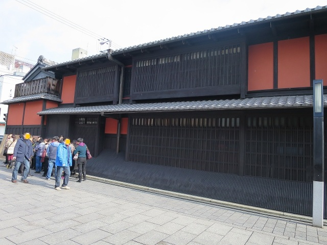 一力亭 - 祇園の中でも最も格式の高い、由緒のあるお茶屋
