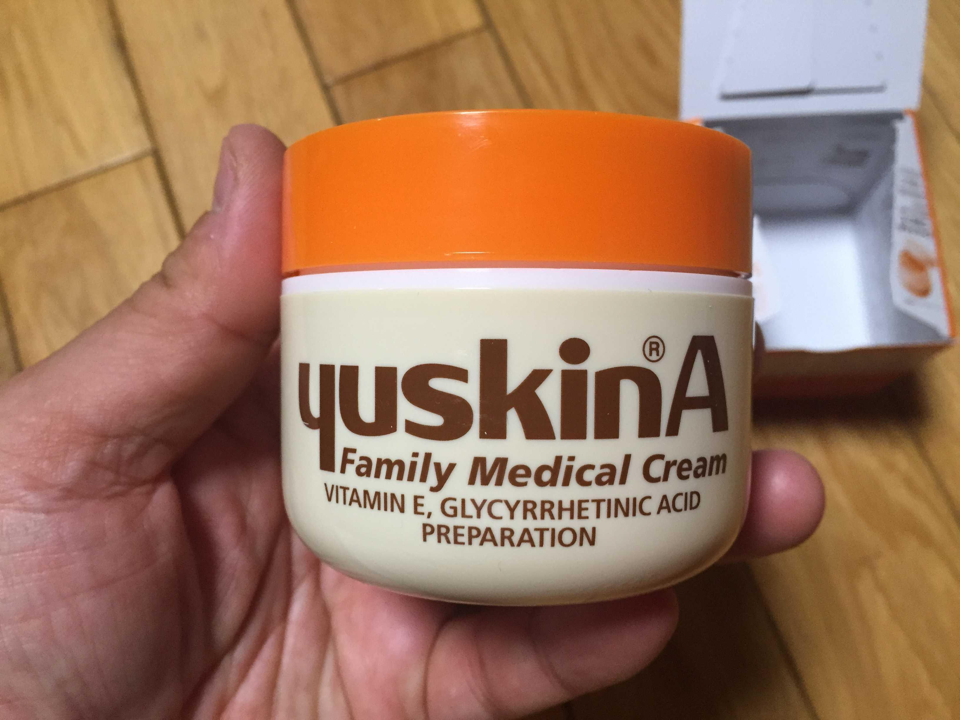 ユースキンA - yusukinA Family Medical Cream