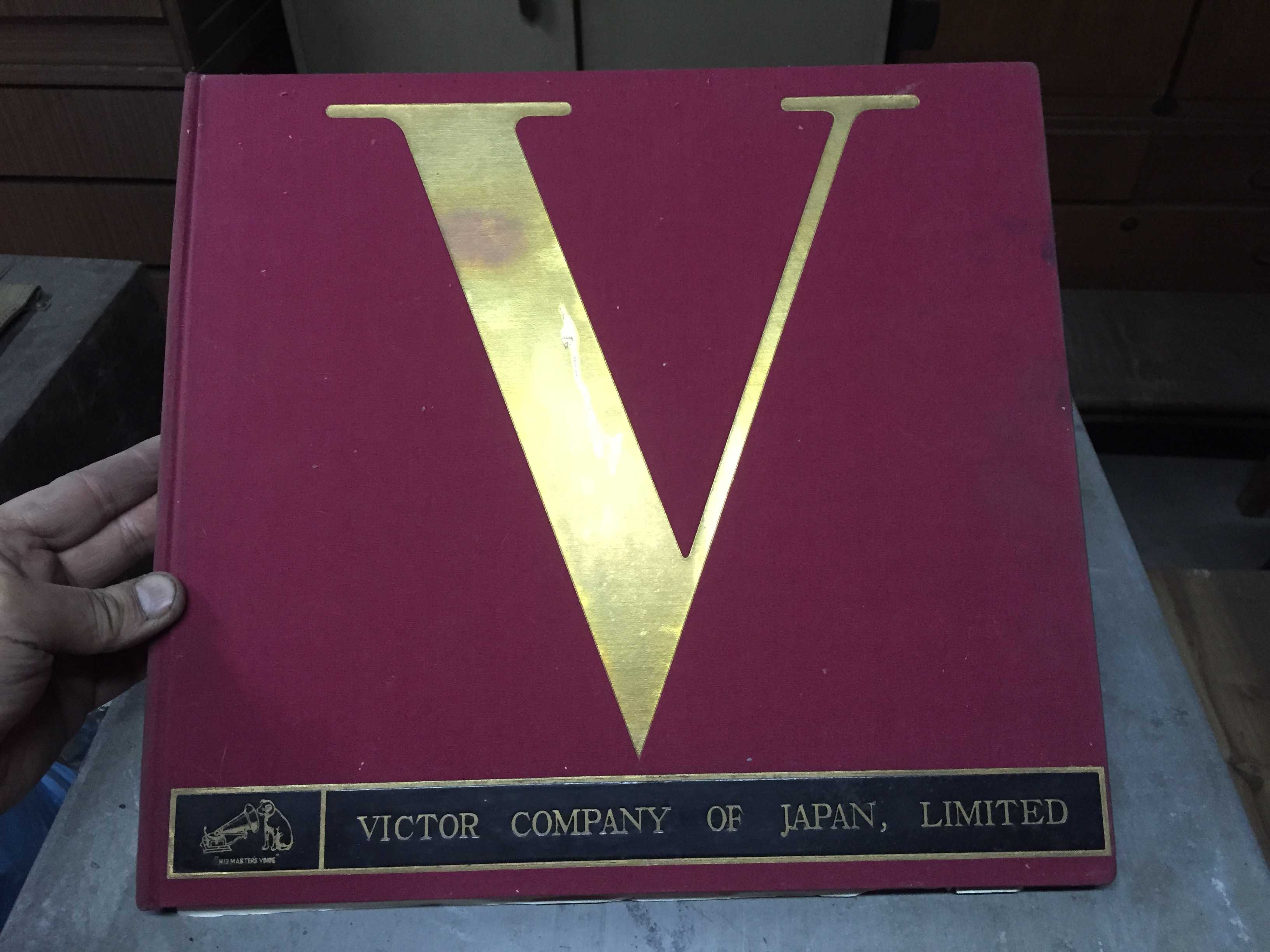 VICTOR COMPANY OF JAPAN, LIMITED