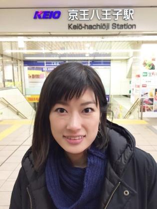 菱山南帆子さんプロフィール
