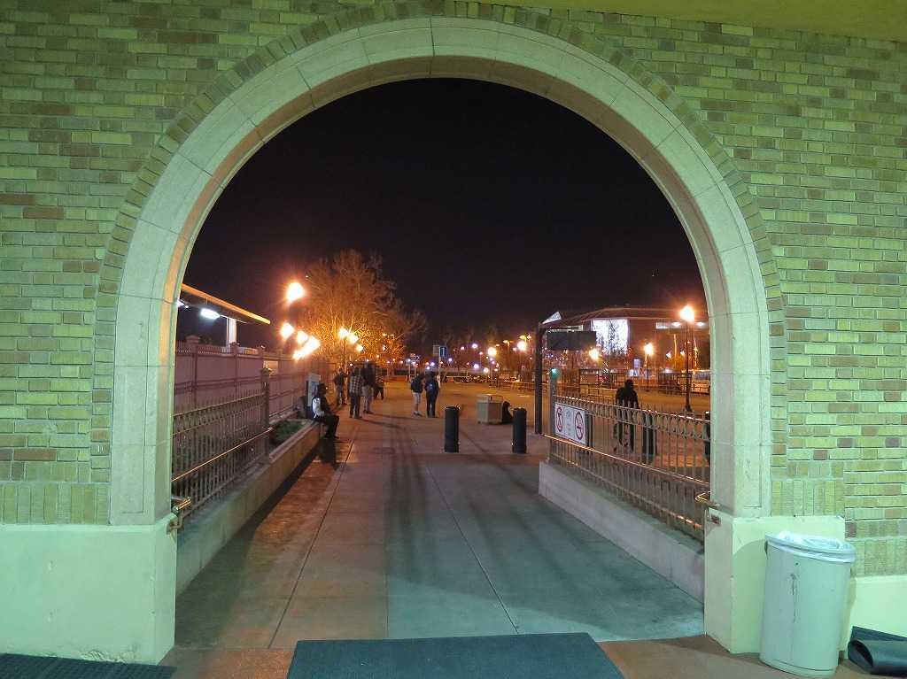 サンノゼ・ディリドン駅