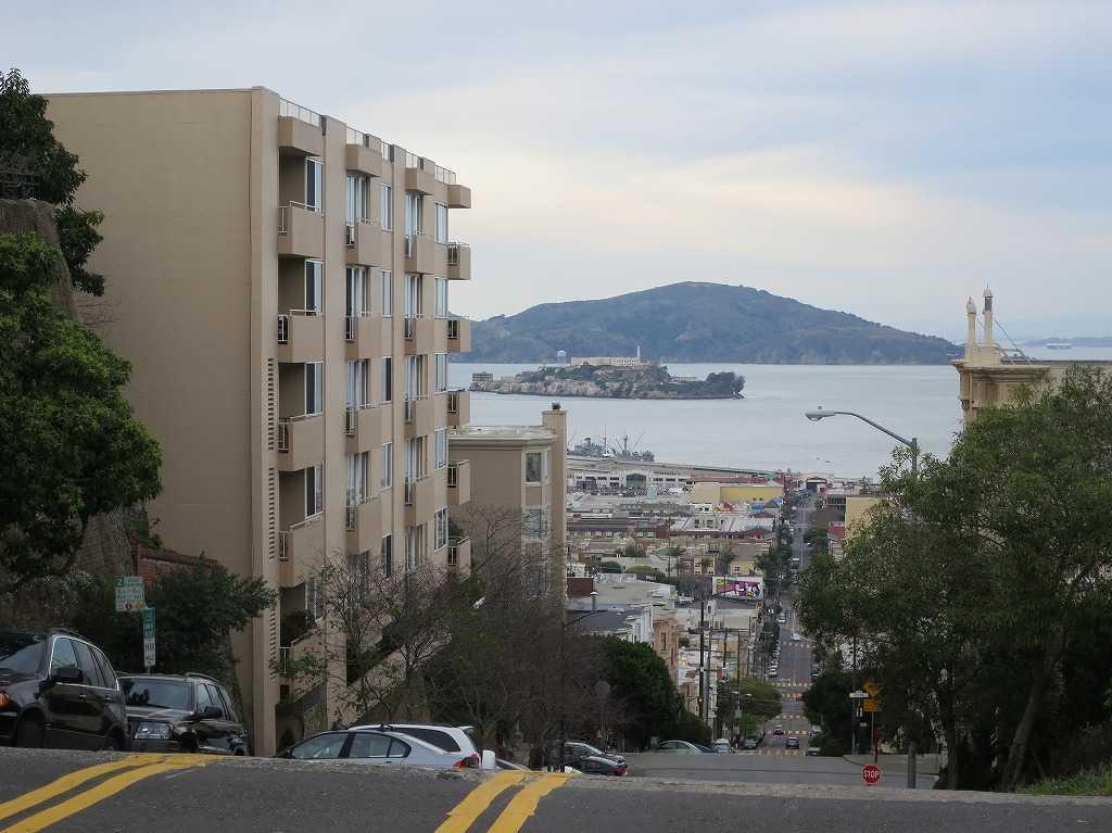 サンフランシスコ - アルカトラズ島