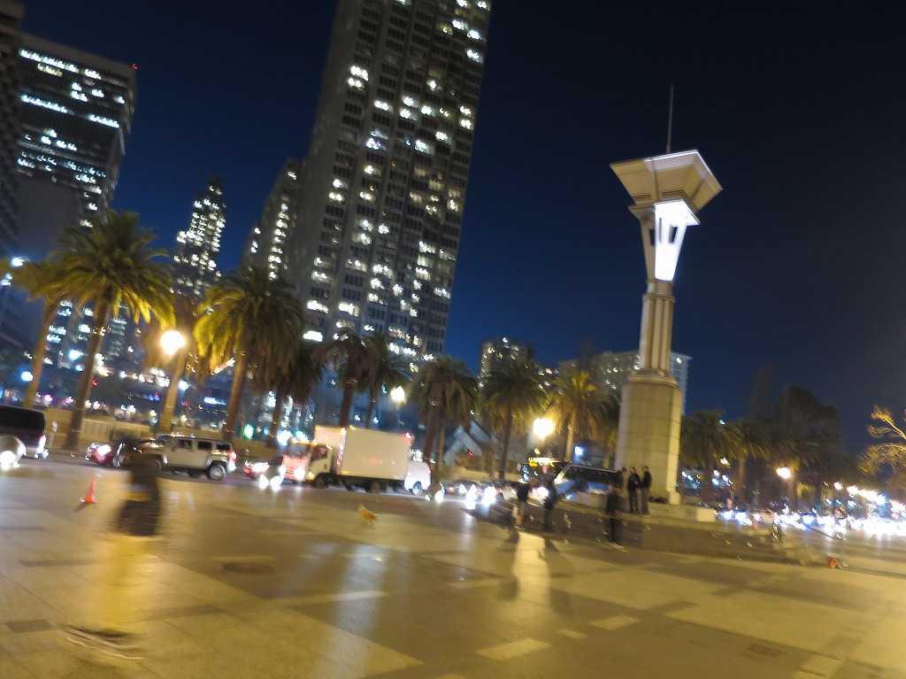 サンフランシスコ - スケボー