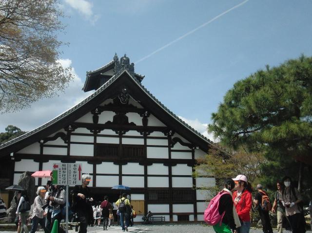 世界遺産 天龍寺