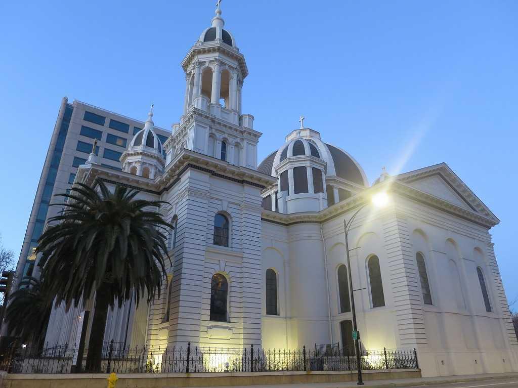聖ジョセフ・バシリカ大聖堂(Cathedral Basilica of St. Joseph)