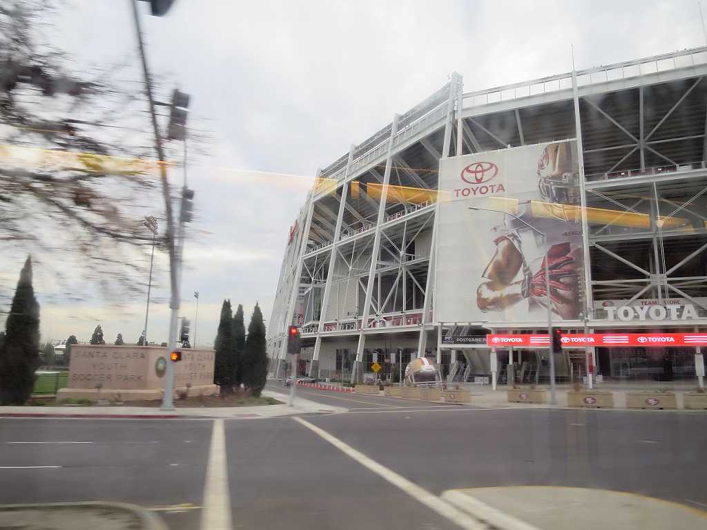 リーバイス・スタジアム(Levi's Stadium)