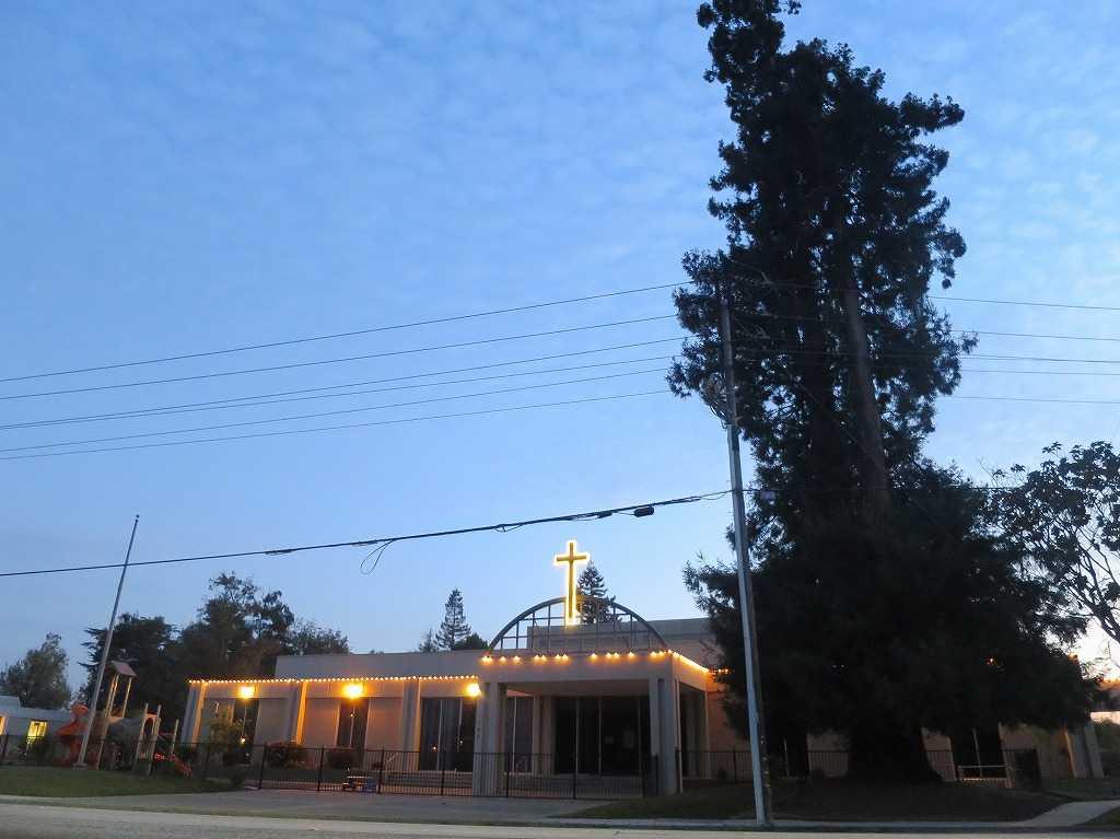 サニーベール - 光る十字架