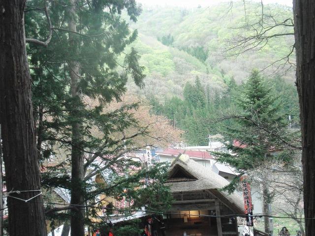 「檜枝岐歌舞伎」の舞台