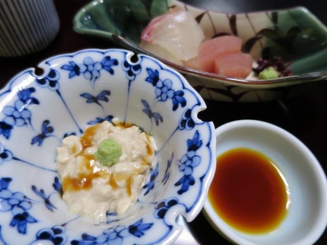 ぎをん西坂の湯豆腐御膳