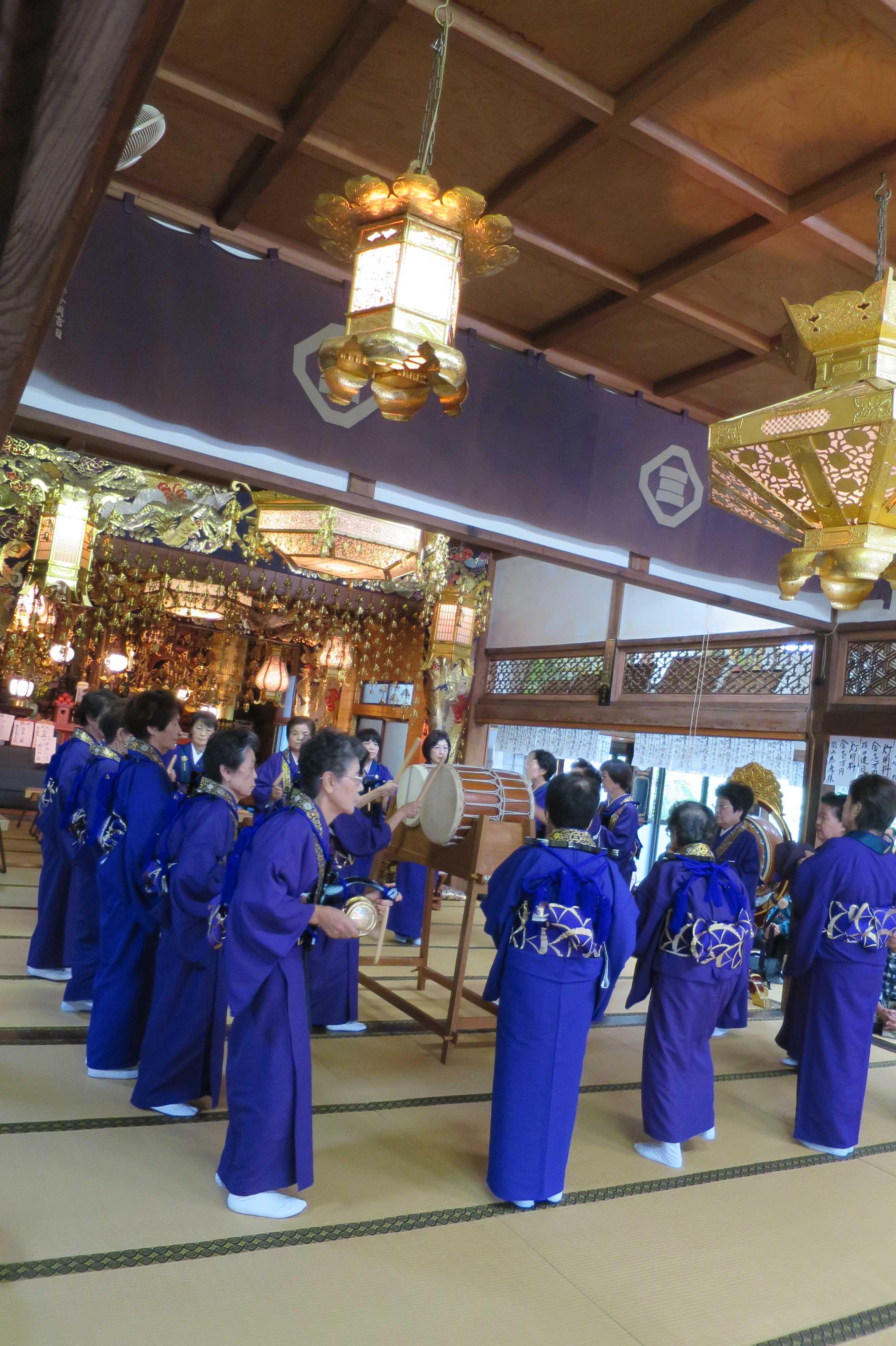 踊り念仏の写真