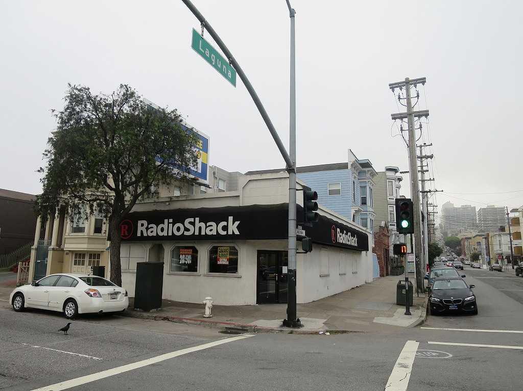Radio Shack(ラジオシャック)