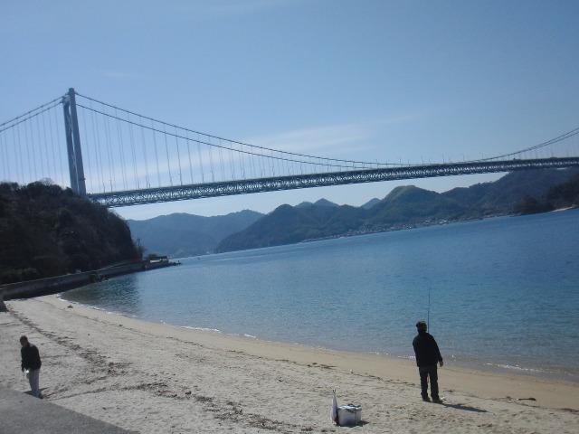尾道・向島の海