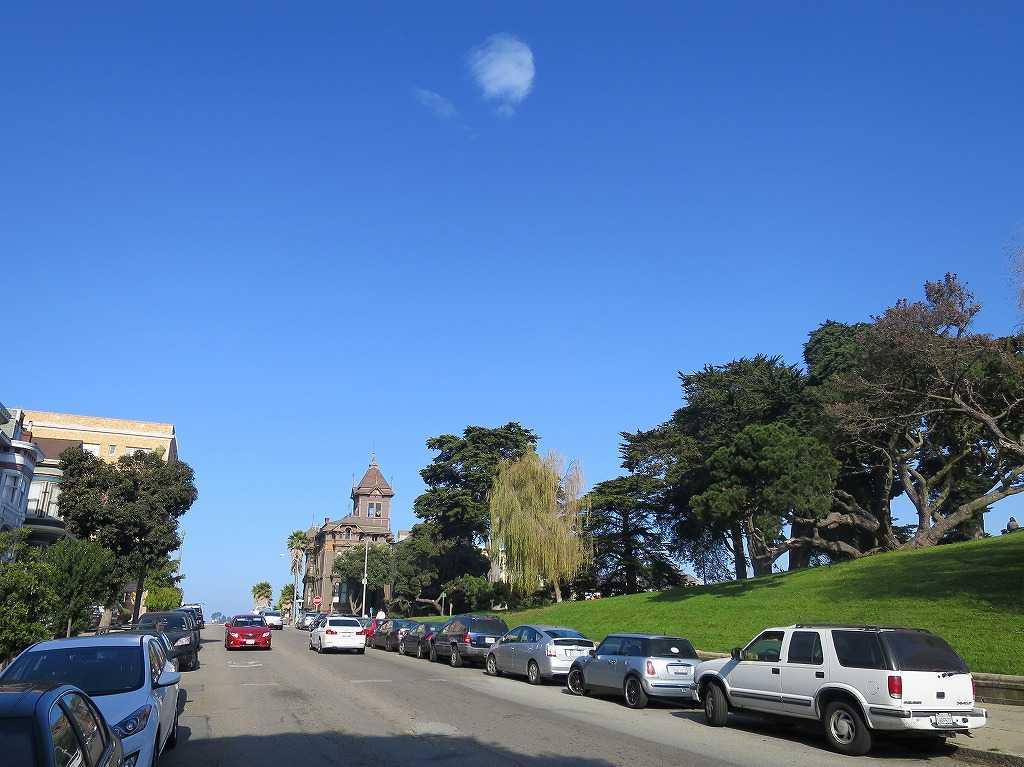 サンフランシスコ - ペインテッド・レディー