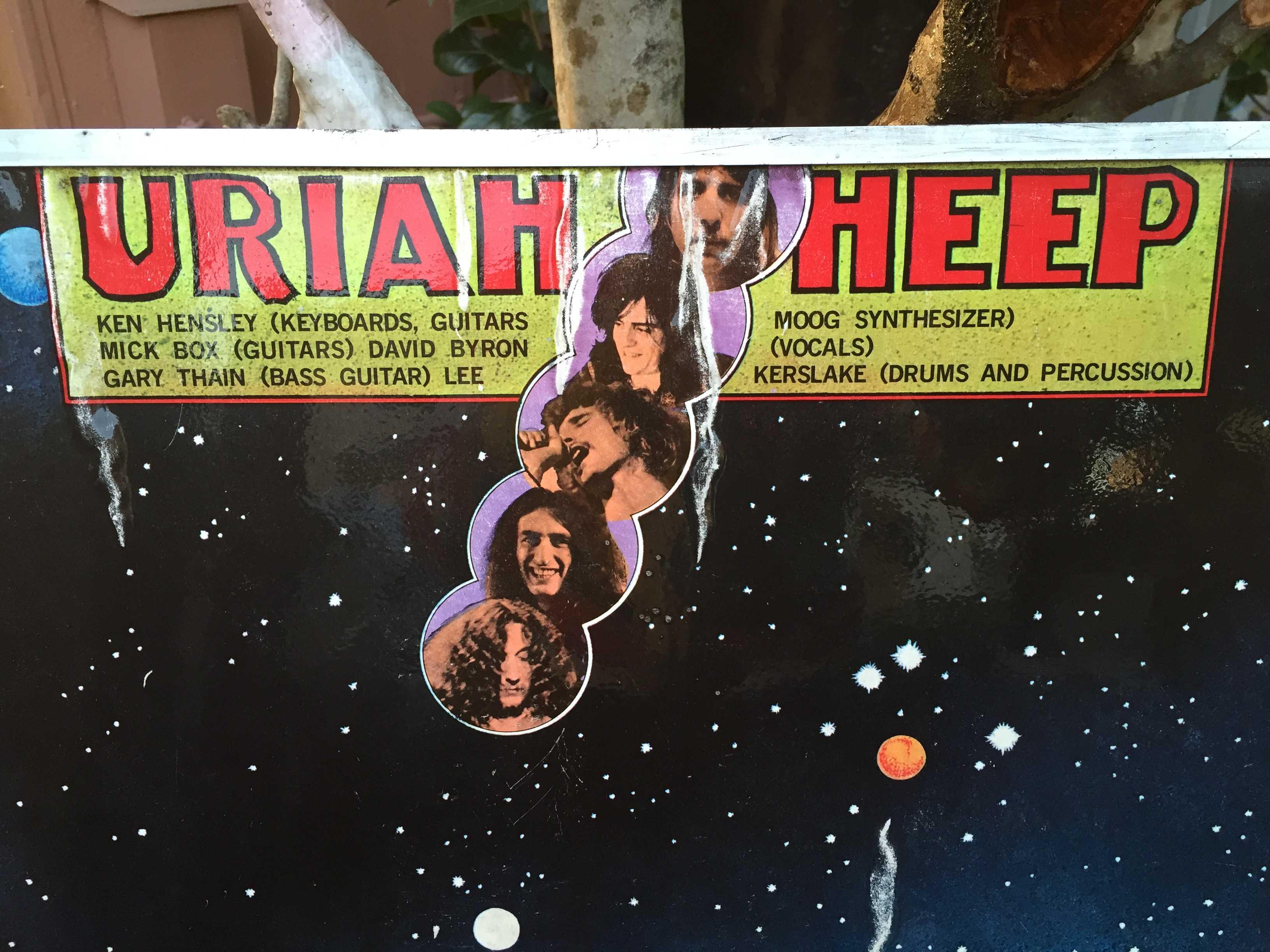 URIAH HEEP(ユーライア・ヒープ)