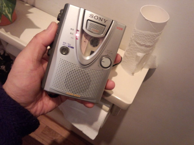 テープレコーダー ソニー/SONY TCM-400