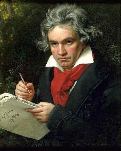 ベートーヴェン - 社交を絶ち、ただひたすら作曲(ピアノソナタ)