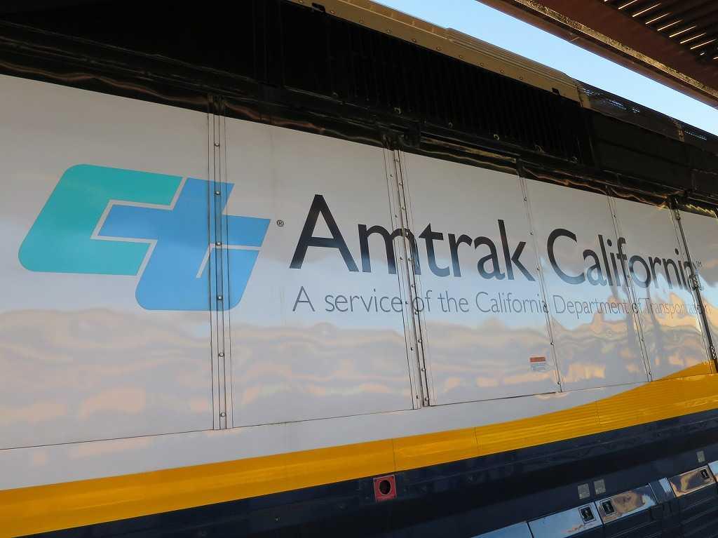 サンノゼ・ディリドン駅 - Amtrak California