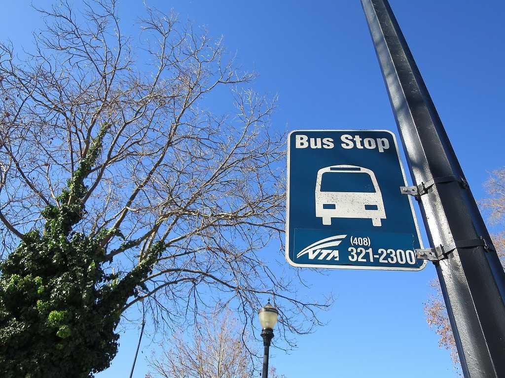 バス停(Bus Stop)