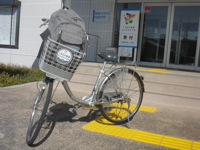 しまなみ海道レンタサイクル