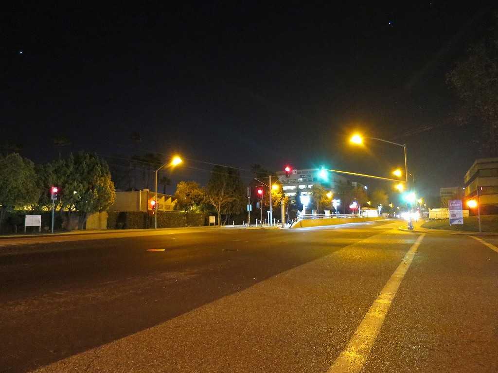 サンノゼ - 夜の N 1st Street
