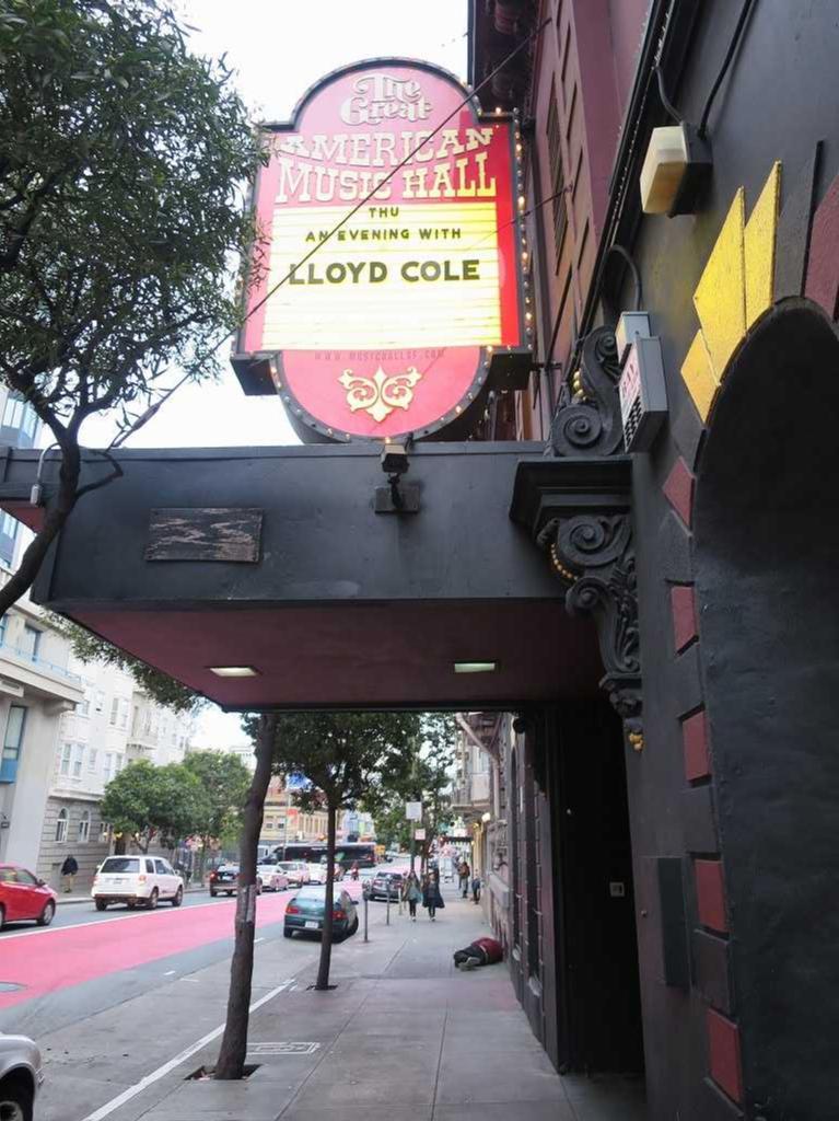 サンフランシスコ - ザ・グレート・アメリカン・ミュージックホール