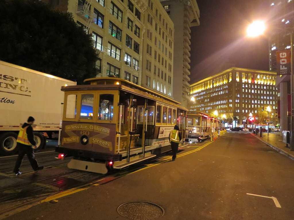 サンフランシスコ - カリフォルニア・ストリート