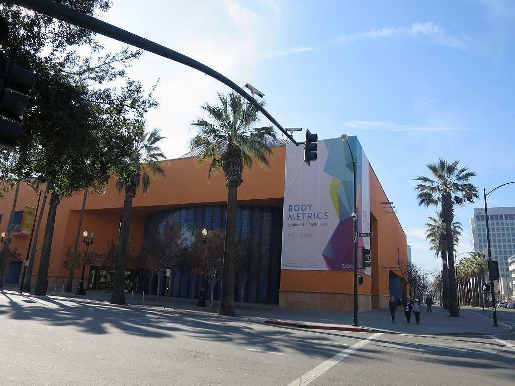 サンノゼ テック・イノベーション博物館