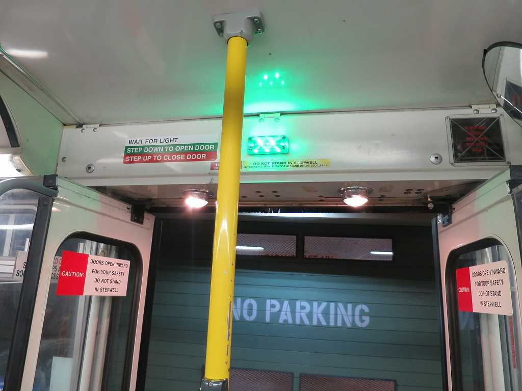 サンフランシスコ - バス