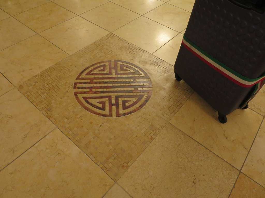 SWホテルのフロア