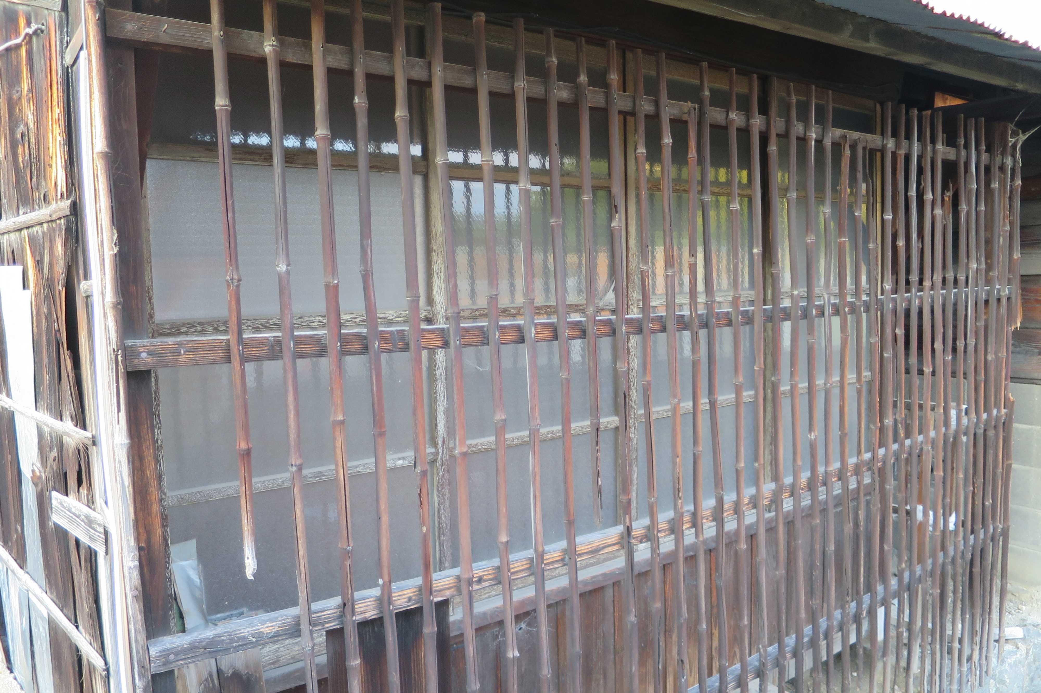 京都・崇仁地区 - 高瀬川沿いの旧家