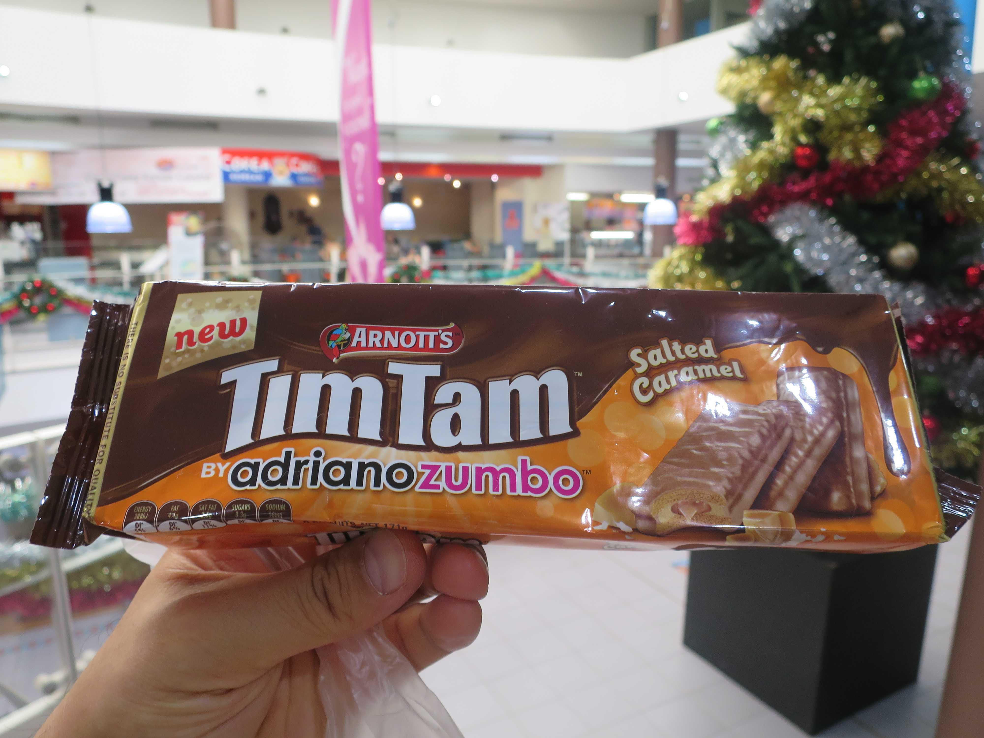 TimTam(ティムタム)- オーストラリアのチョコレートビスケット