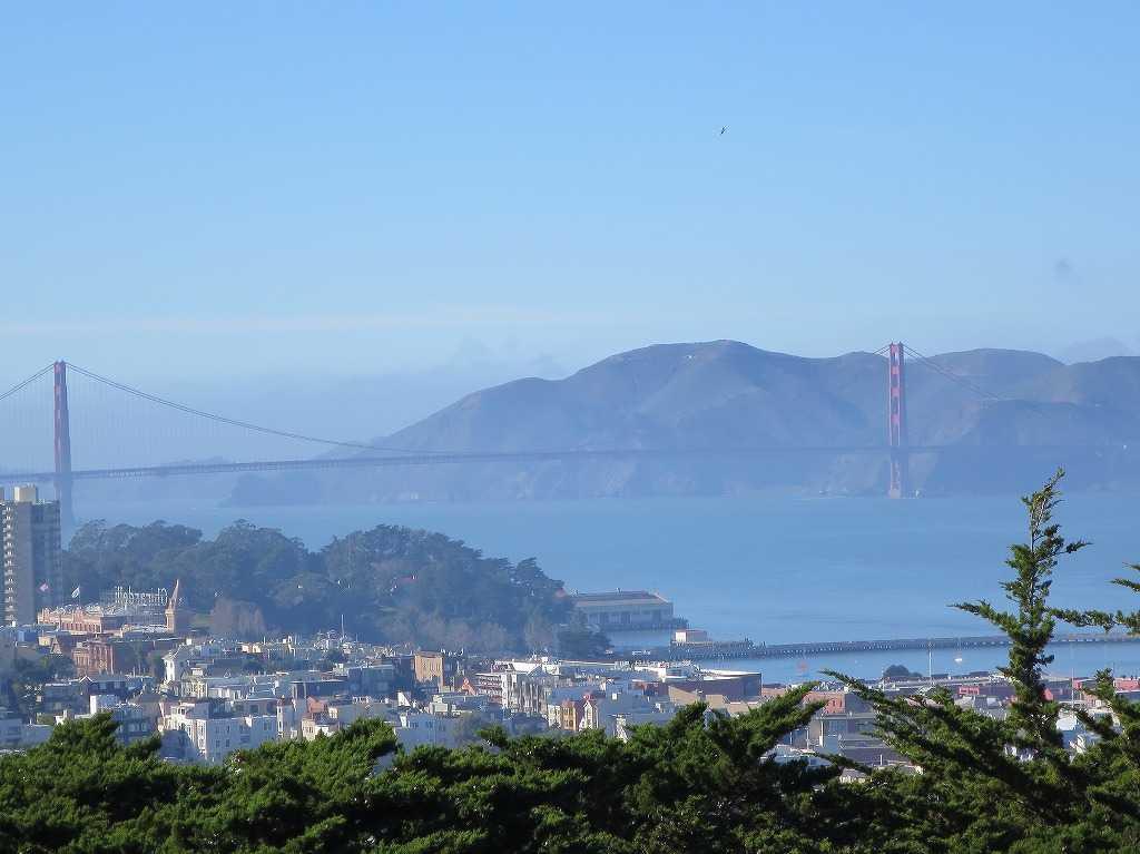 サンフランシスコ - 金門橋
