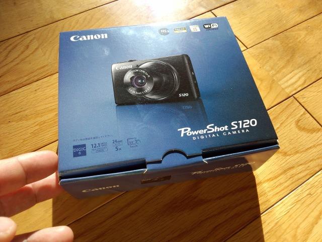CANON/キヤノン Power Shot S120