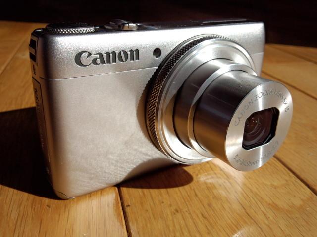 僕が買った CANON/キヤノン Power Shot S120(シルバー)