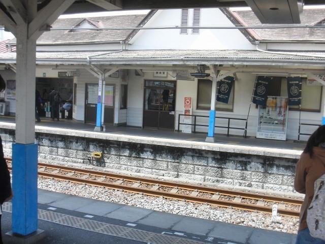 東武線 駅舎