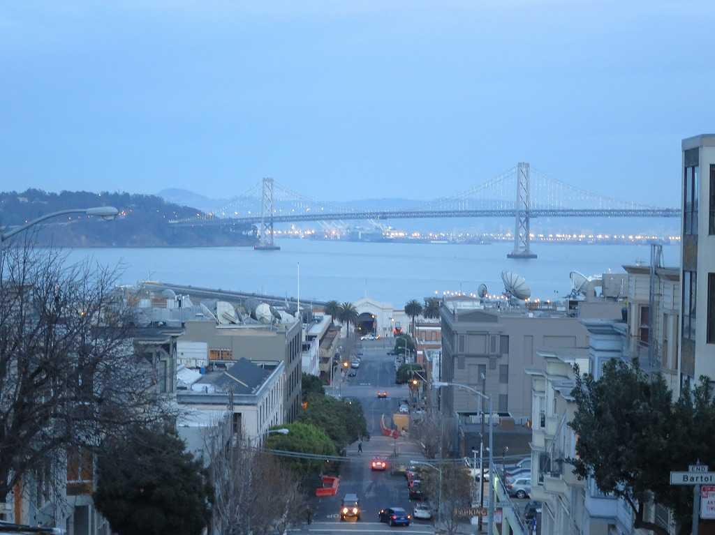 サンフランシスコ・オークランド・ベイ・ブリッジ