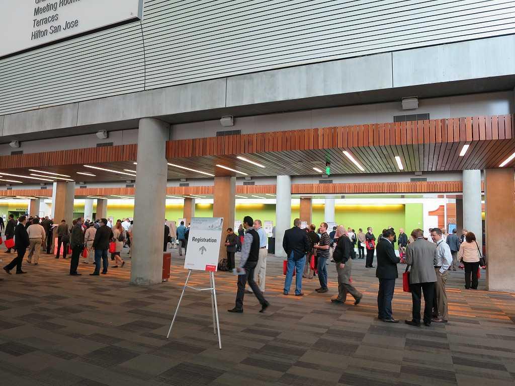 サンノゼマッケンナリー会議センター(The San Jose McEnery Convention Center)