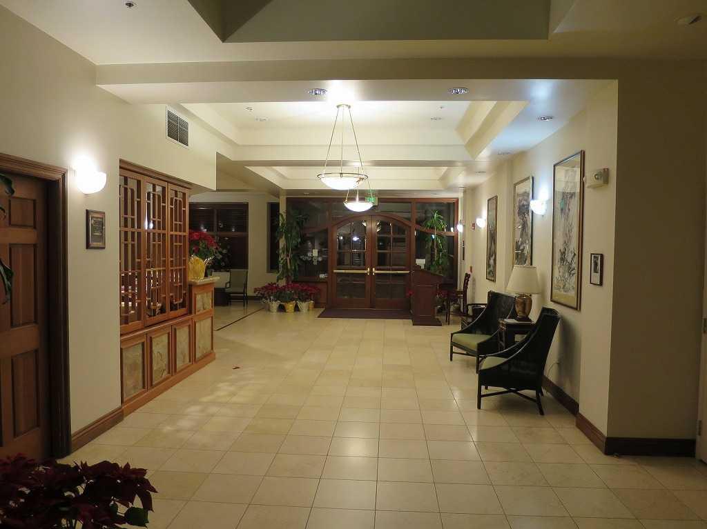 サンフランシスコ - SWホテルのロビー