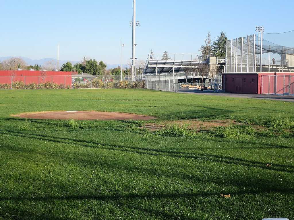 クパチーノ - 野球グラウンド