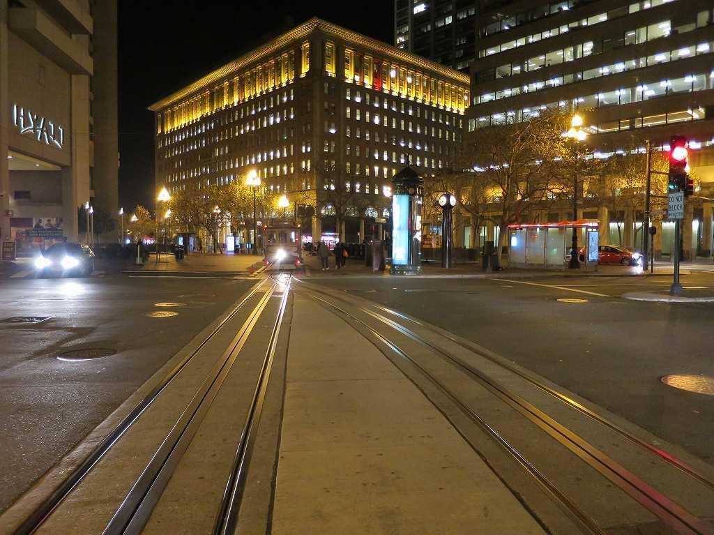 カリフォルニア・ストリート