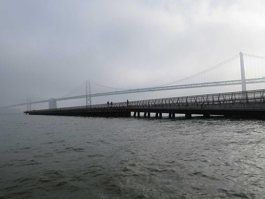 サンフランシスコ - ピア14