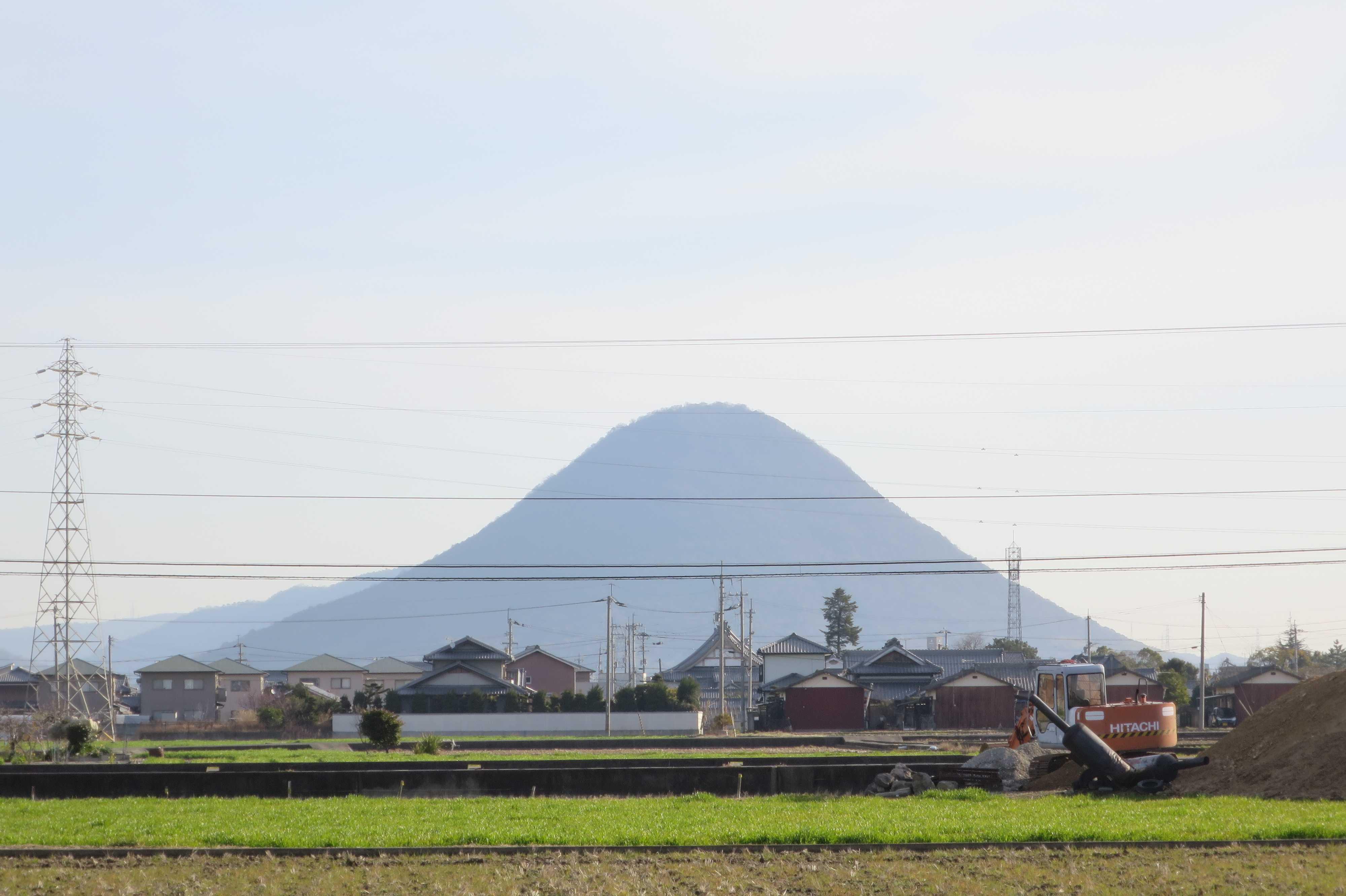讃岐富士 画像