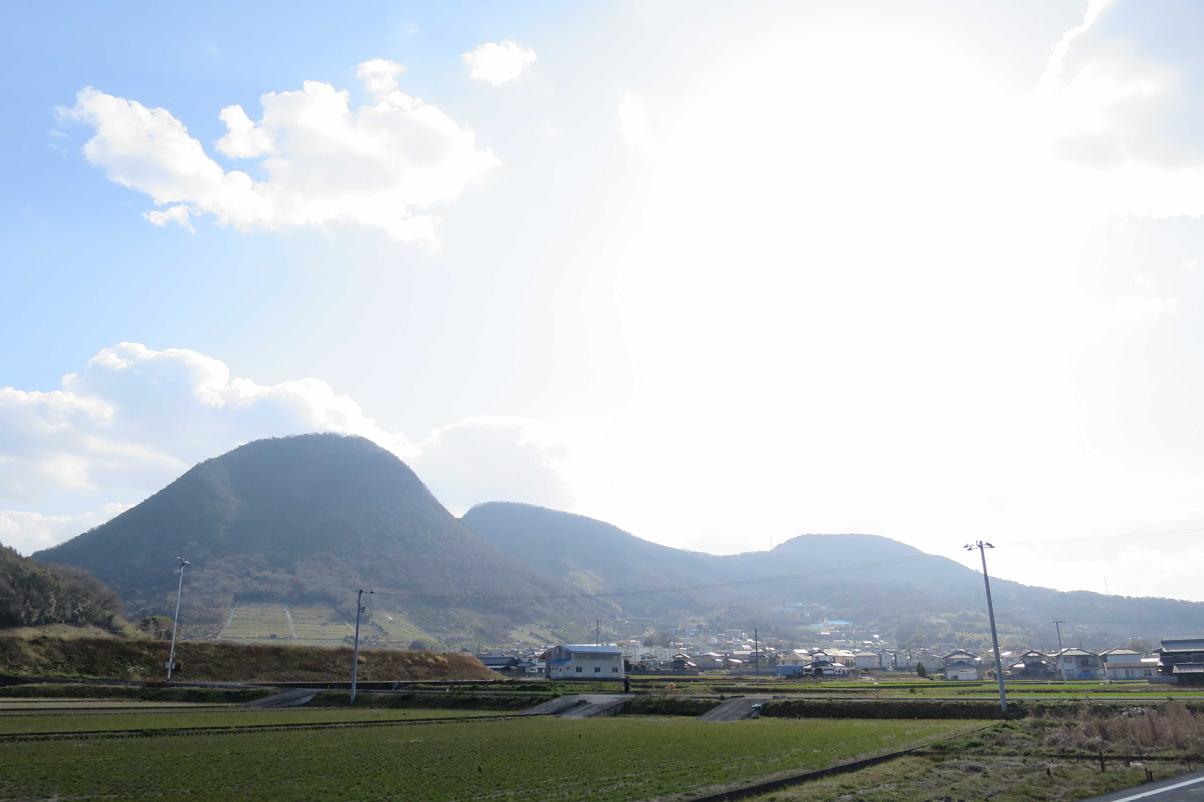 五岳山(ごがくさん)