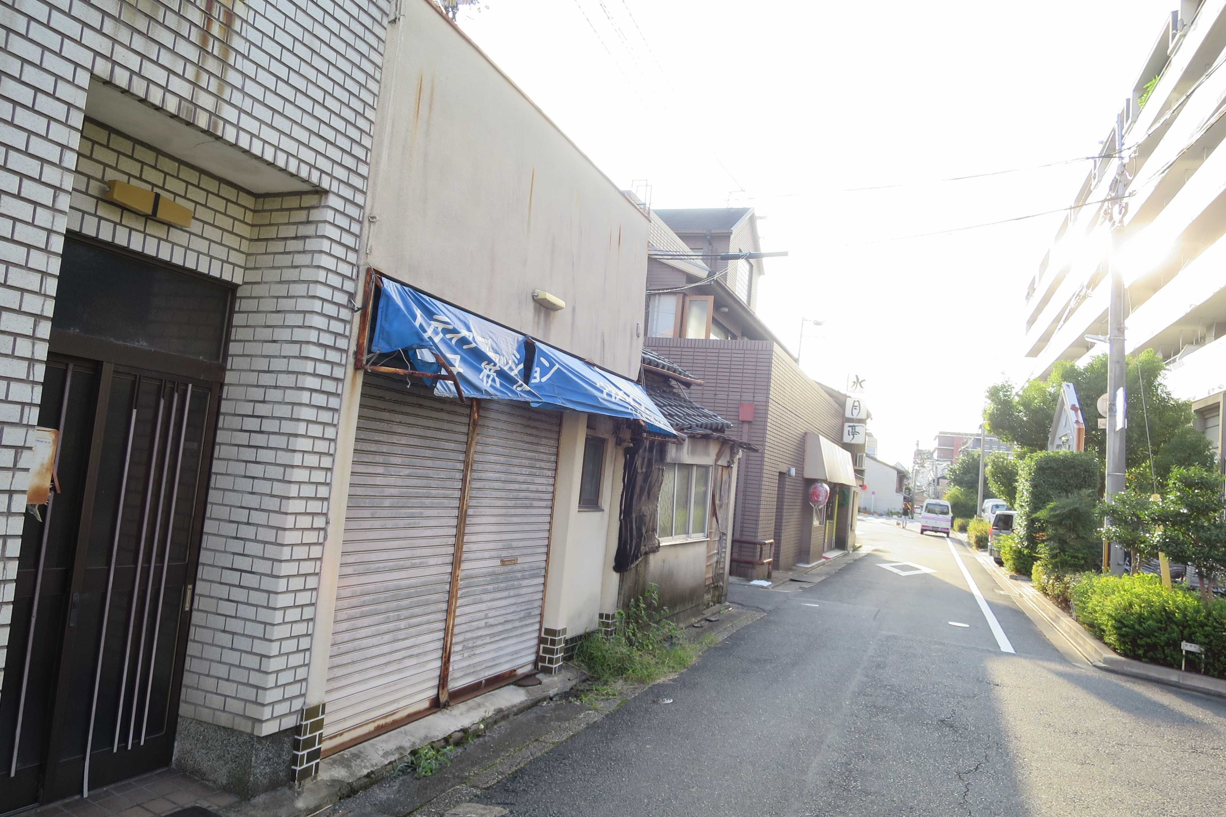京都・山王地区 -