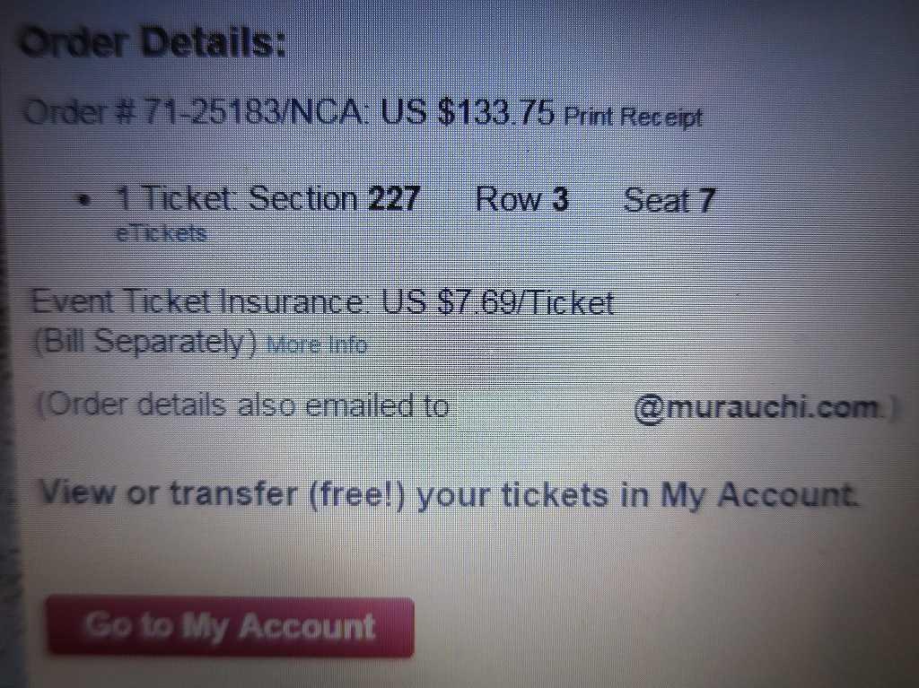 サンノゼ・シャークス対シカゴ・ブラックホークスのチケット購入完了